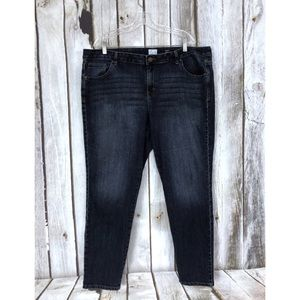 Style & Co Midrise Skinny Plus Size Jeans